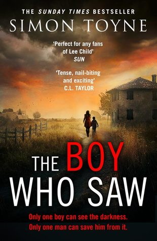BOOK REVIEW: THE BOY WHO SAW