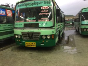 TNSTC Salem to