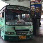 VANAVIL Chennai To Marthandam Bus Service via Tirunelveli Nagercoil 284UD