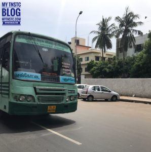 Shencottah to Pondicherry 982 UD SETC Bus Service via Madurai Neyveli Cuddalore
