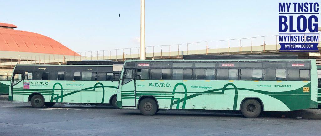 TNSTC SETC Pongal Special Buses 2018
