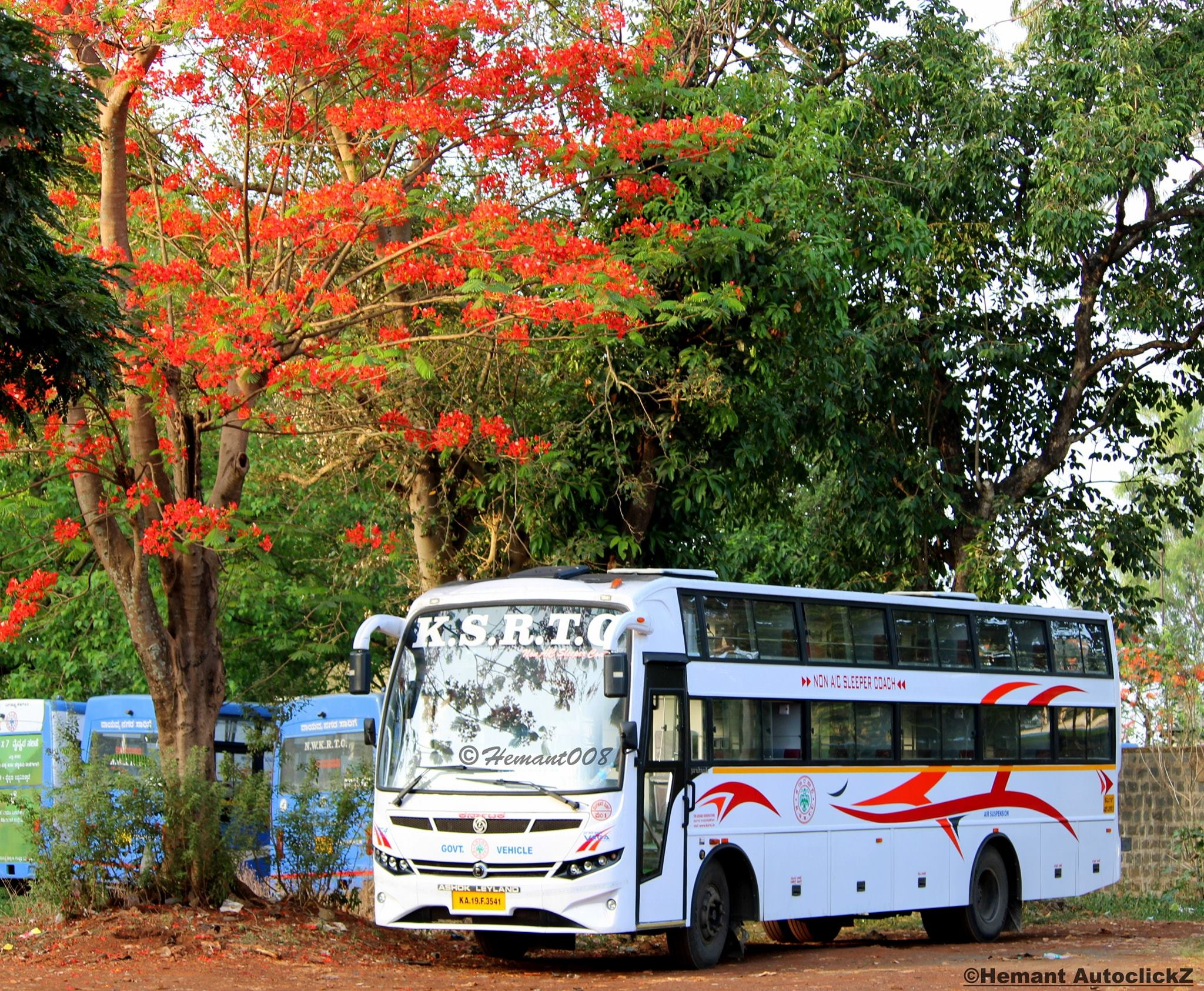 Bangalore To Kasargod KSRTC Non AC Sleeper Onam Special Bus Service Timings