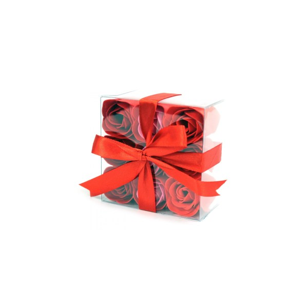 Geschenkidee: Duftende Seifenrosen