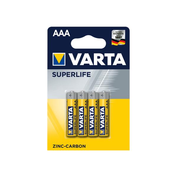 Produktbild von VARTA SUPERLIFE AAA