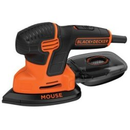 BLACK+DECKER Mouse Detail Sander reviews
