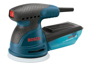 Bosch ROS20VSC Random Orbit Sander with Carrying Bag reviews