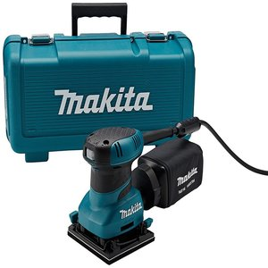 Makita 4-12-Inch Finishing Sander reviews