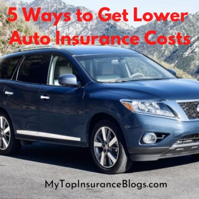 How to negotiate and lower your auto insurance costs in 5 ways