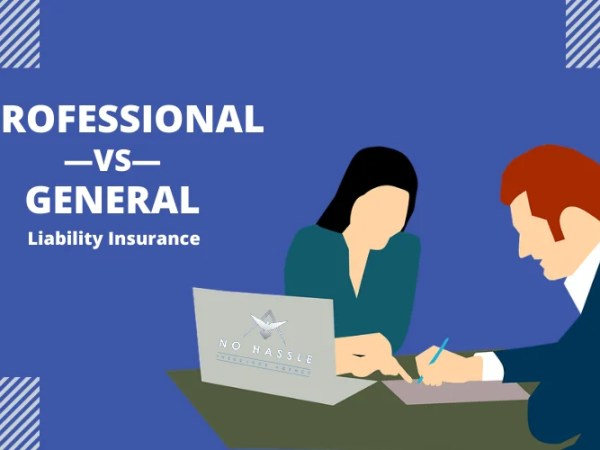 Similarities between general liability insurance and professional liability insurance