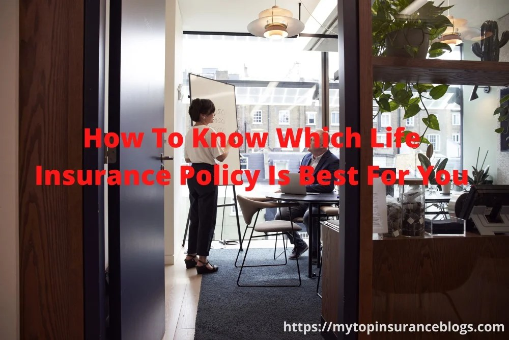 Which life insurance policy is best for you, mum, children or adult