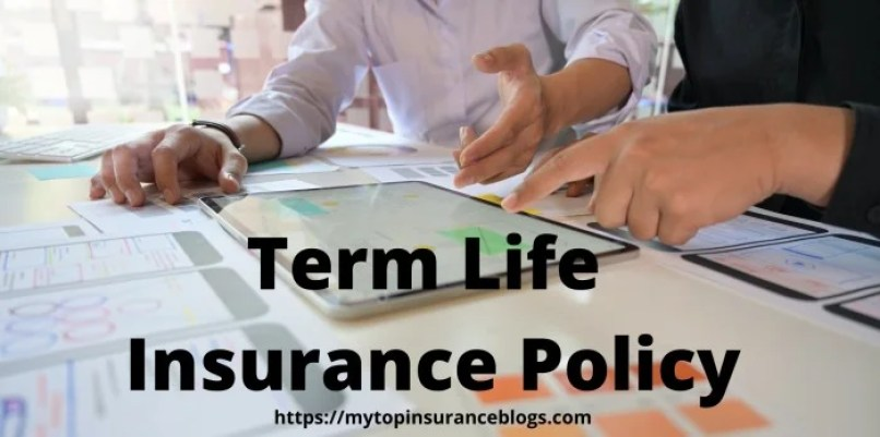 Term life insurance policy can be converted