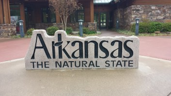 Welcome to Arkansas!