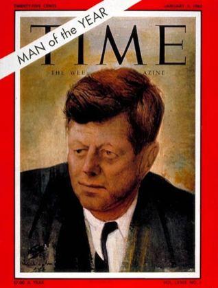 Annigoni's Portrait of JFK