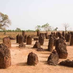 Les cercles mégalithiques Senegal
