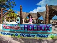 Holbox grafitis