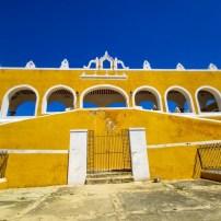 Izamal ville jaune du Mexique