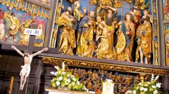 Basilique Sainte Marie Cracovie