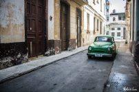 vieille voiture cubaine