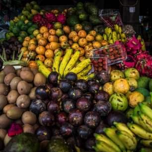 marché aux fruits a bali