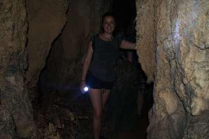 grotte dans le parc national de finales