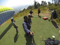 Parapente Nepal02