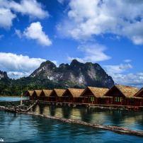 khao sok jungle thailandaise