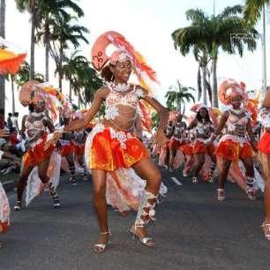 Carnaval de république Dominicaine