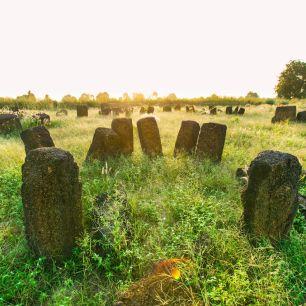 Les cercles mégalithiques Senega
