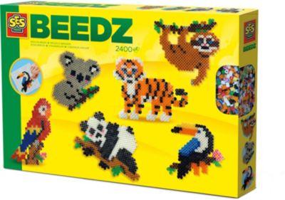 Ses 06231 Beedz Bugelperlen Emoticons Creative 06231 Beedz Spiel
