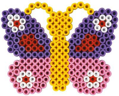 Hama Maxi Perlen Stiftplatte Kleines Quadrat Bugelperlen Net