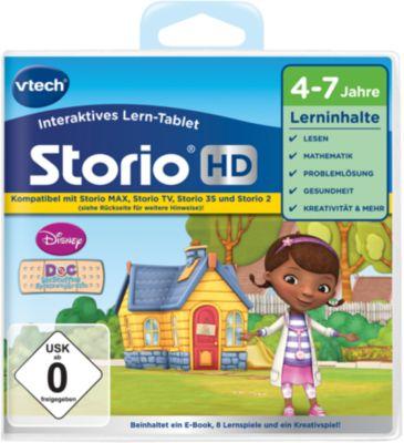 Storio 2 3s Max Tv Storio Hd Lernspiel Doc Mcstuffins Disney Doc Mcstuffins Mytoys