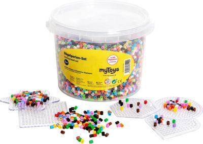 Simba 106375432 Art Fun 10 000 Bugelperlen Amazon De Spielzeug