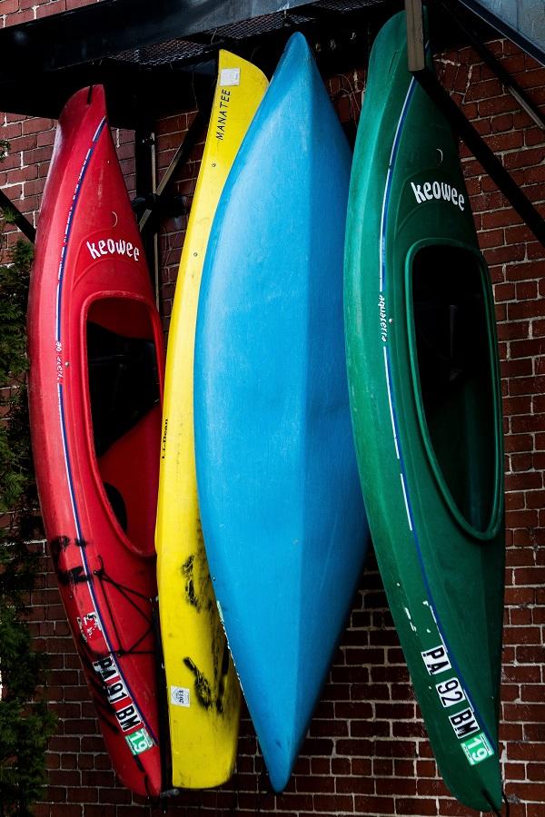 outdoor kayak storage reviews