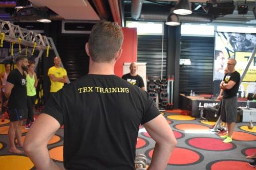TRX French Summit: 4 notions clés de l'entraînement fonctionnel