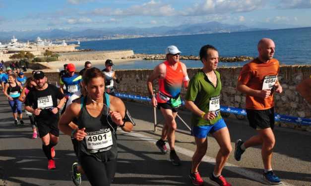 Les coulisses de mon 2ème marathon Nice-Cannes