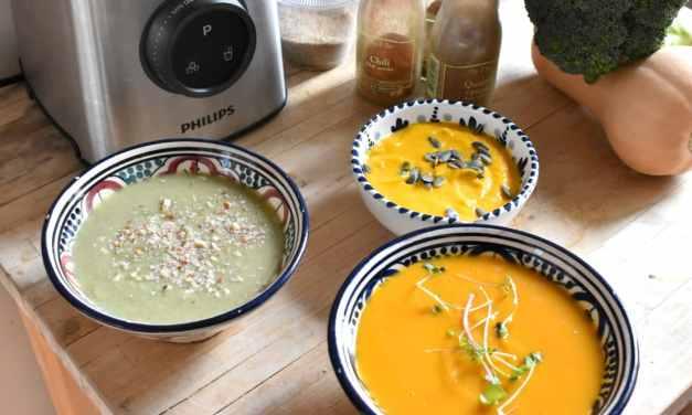 3 soupes pour tenir bon cet hiver