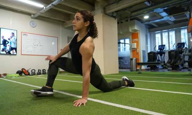 Les hanches, l'atout sportif indispensable