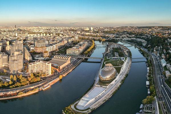 La_Seine_Musicale_Boulogne-Billancourt_Nicolas_Grosmond VTC Charles de Gaulle Airport Paris (CDG) – Paris