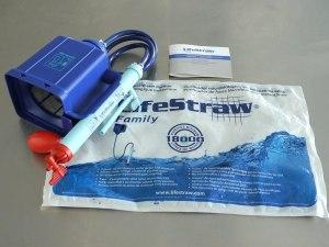 LifeStraw Family Test
