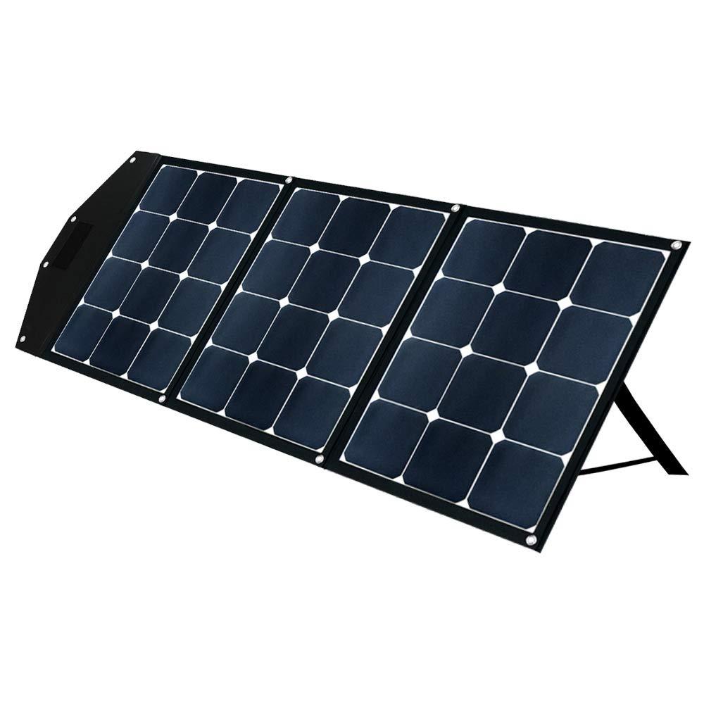 OffGridTec 120W faltbares Solarmodul mit Ständer