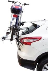 E Bike Fahrradträger für Heckklappe