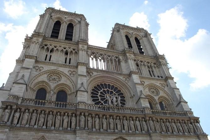 Katedra Notre Dame opis