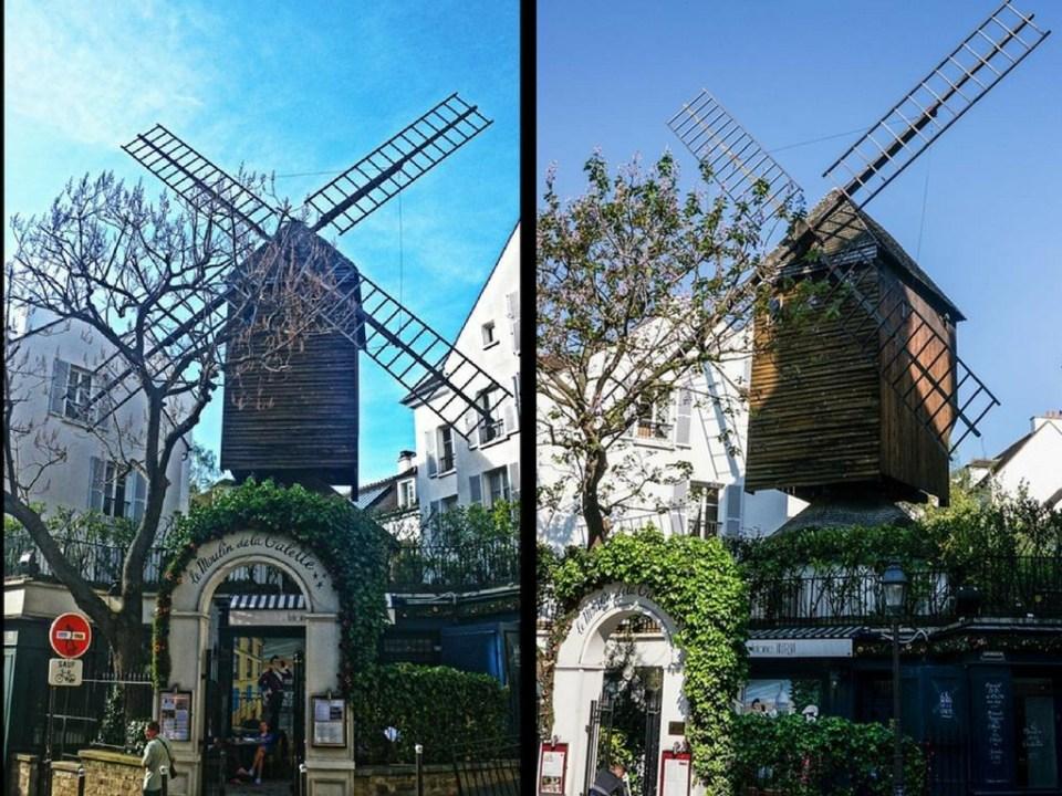 atrakcje Montmartre