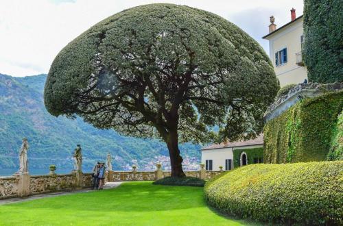 Villa del Balbianello zwiedzanie