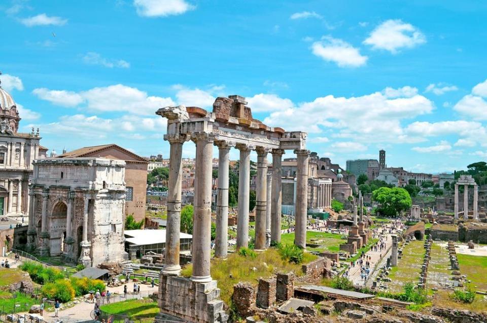 Rzym plan zwiedzania