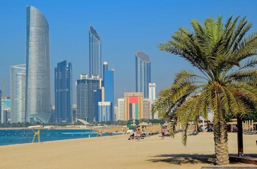 Abu Dhabi atrakcje