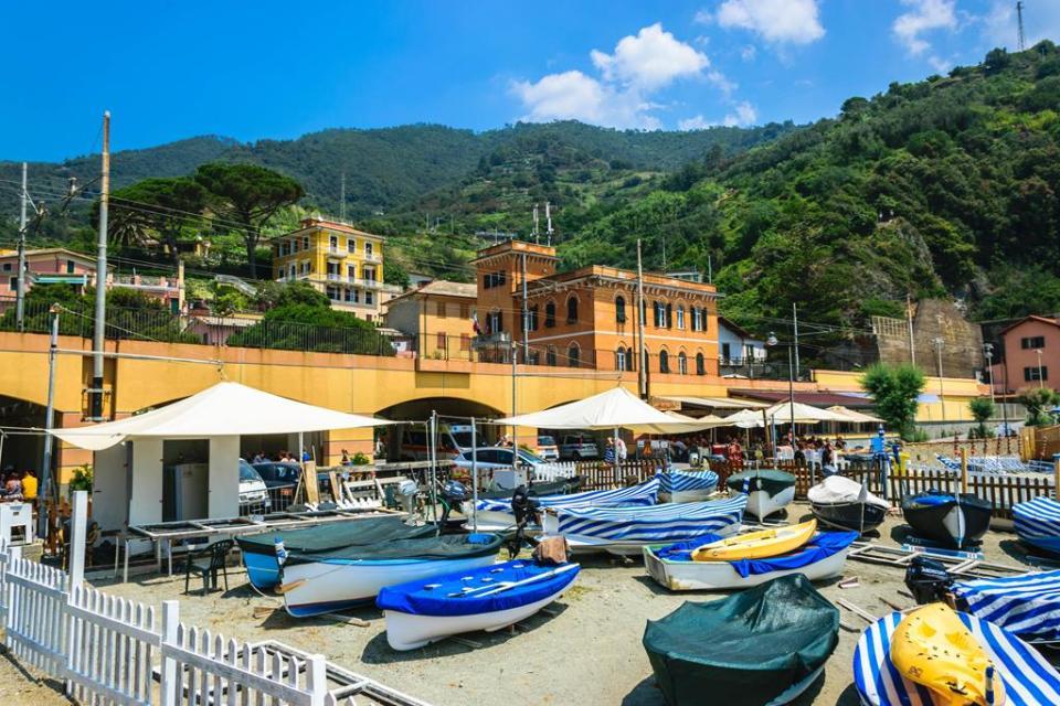 Atrakcje Monterosso al Mare