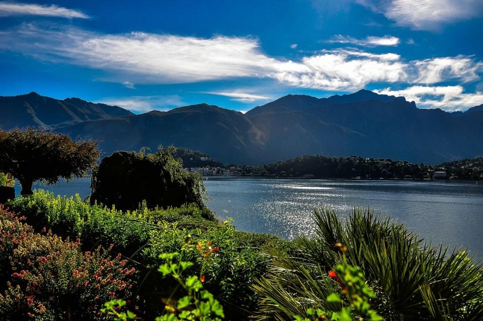 jezioro como atrakcje