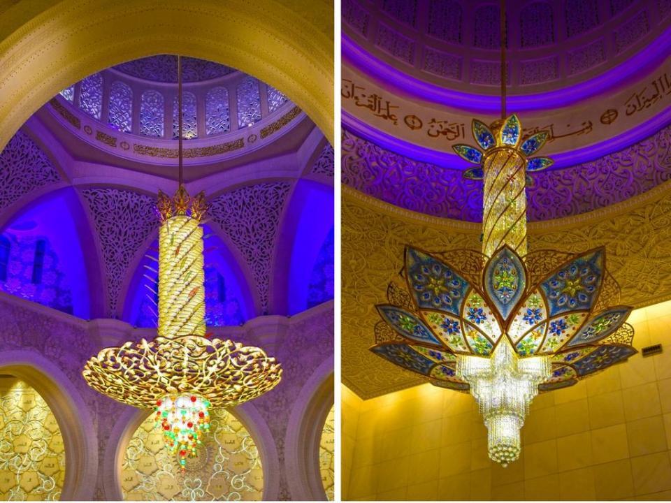 meczet szejka zayeda w abu dhabi