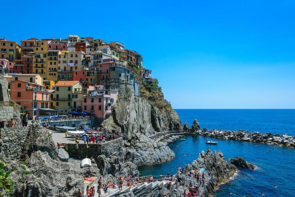 Manarola Włochy